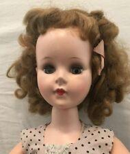"Vintage 20"" American Character Sweet Sue Doll Mechanical Walker"