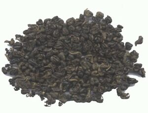 2 kg China Gunpowder bio, thé vert 26,75€/kg [n51 xf]