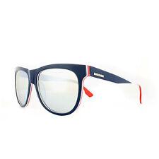 Diesel Sunglasses DL0112 92C Blue Red White Blue Mirror