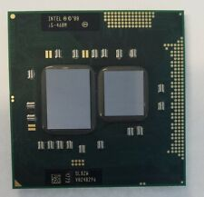 Intel Core i5-460M CPU 2.53 GHz 3M Cache Mobile Processor SLBZW, Max Freq 2.8GHz