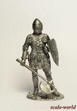 Tin soldier, figure. Italian Knight 54 mm