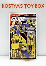 GI Joe Cobra DR. MINDBENDER Battle Corps 1993 MOC Factory Sealed Action Figure