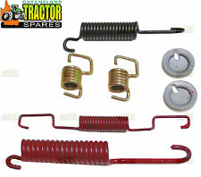 Fordson Major Brake Spring Retainer and Washer Kit