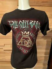 Fall Out Boy Nothing But Death Do Us Part Crew Neck T Shirt Size XS