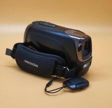MEDION MD 86652 Camcorder Videokamera 5xoptischer Zoom 10xdigitaler Zoom, Top