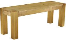 Rio Kanto Sitzbank Holz Bank Pinie80 100 110 120 130 140 150 160 180 shabby weiß