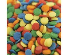 SweetGourmet Kerry Sprinkles - Bright Sequin Shapes, 1Lb FREE SHIPPING