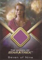 "Women of Star Trek - WCC23 Jeri Ryan ""Seven of Nine"" Costume Card"