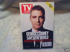 2000 TV GUIDE George Clooney in Fail-Safe