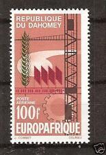 Dahomey # C-38 Mint Europe African Union Symbols