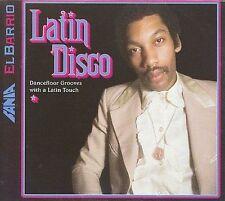 El Barrio:Latin Disco Dancefloor Grooves by Puente,Harlow,Sabater,Rey,Louis Rami