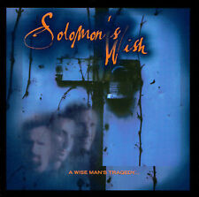 Solomon's Wish-A Wise Man's Tragedy (CD 2000) SL Phillips Craig & Dean~4Him