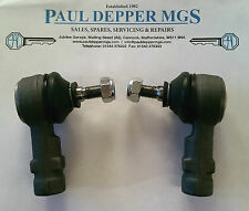 MG MG TF Front Track Rod Ends (Pair) QJB100140