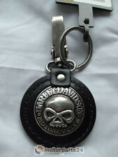 Harley Davidson Crâne PORTE-clés porte 99443-06V