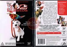 102 DALMATIANS Glenn Close Gerard Depardieu NEW DVD R4 (Region 4 Australia)