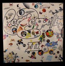 Led Zeppelin III 3 1970 Vinyl LP Record Original Pressing #4 SD-19128 IN PLASTIC