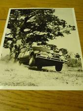 CITROEN CX RALLY PHOTO Brochure Related jm