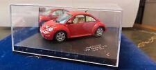 VITESSE 1/43 VW BEETLE 2.0 1999 RED NEUF EN BOITE