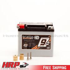 Braille Battery B129 9.5 lb. Racing Battery