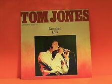 TOM JONES - GREATEST HITS - LONDON COLLECTOR'S EDITION - EX LP VINYL RECORD -X
