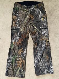 Browning Pro Series Gore-Tex Supprescent Waterproof Fleece Lined Hunting Pants L