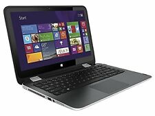 HP Pavilion X360 13.3-Inch WLED HD Touch-screen Convertible Laptop I3-5010u