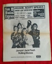 NME: New Musical Express feat Union Gap, Jagger, Small Faces 25th May 1968