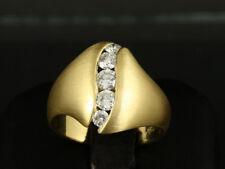 Sehr schöner Brillant Ring ca. 0,70ct  750/- Gelbgold Ringweite 58