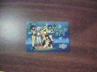 SAILOR MOON 1997 DART PROMOTIONAL TRADING CARD #P1 MINT CONDITION!