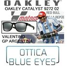 Occhiali da Sole OAKLEY CATALYST 927202 sunglasses Sonnenbrillen VALENTINO ROSSI