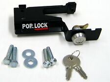 Pop and Lock PL1600 Manual Tailgate Lock Fits 94-04 Hombre S10 Pickup Sonoma