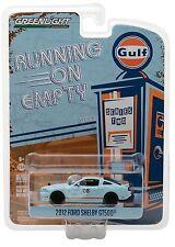 `12 Ford Shelby GT500  2012  GULF Racing ** Greenlight 1:64 NEU+OVP