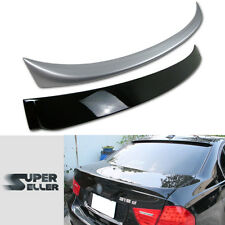 PAINTED COMBO BMW E90 SEDAN ROOF & OE TYPE TRUNK BOOT SPOILER 325i 335i 328i M3