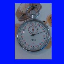 British Military Royal AirForce RAF Stop Pocket Watch 1960