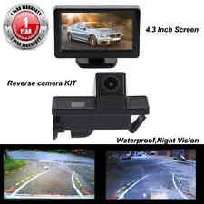 12V Car Reversing Kit Backup Camera+4.3 Inch for Mercedes Vito Viano Sprinter