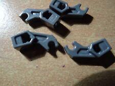 4 X lego 76116 Arm Roboter Pearl Dark Gray Arm Mechanical Bionicle Neu New