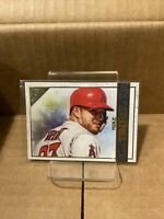 🔥🔥2020 Topps Gallery Mike Trout Base Los Angeles Angels🔥🔥