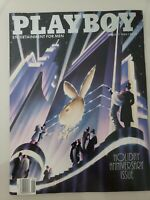 PLAYBOY MAGAZINE January 1988 GIANT SIZE HOLIDAY ANNIVERSARY SPECIAL ISSUE!