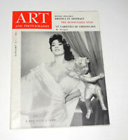 Art & Photography 1/1957~Marilyn Monroe by Cecil Beaton~57 Varieties Cheesecake