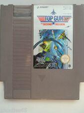 TOP GUN SECOND MISSION NINTENDO NES TOP GUN SECOND MISSION NES