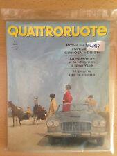 QUATTRORUOTE n. 125 maggio 1966