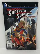DC Comics Presents SUPERGIRL SUPERMAN 1 Jeph Loeb 2012 Graphic Novel  TPB