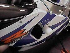 R&G RACING Crash Protector - Suzuki GSXR750 2000-2003  **WHITE**