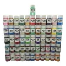 56Bottles Cosmetic Grade Pearlescent Mica Powder Epoxy Resin Dye Pearl Pigment