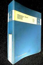"""MERCEDES-BENZ  """" MB trac 440 """"  vol.2  GENUINE  factory  WORKSHOP  MANUAL  rare"""