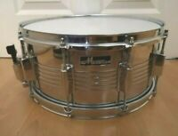 Vintage MAXWIN by Pearl 10 Lug Snare Drum Made in Taiwan from 1970's Pearl Drums