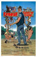 Ernest Goes to Camp. Jim Varney, Victoria Racimo, John Vernon, Gary Chapman