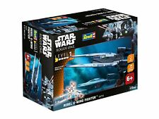 REVELL 06755 StarWars REBEL U-WING FIGHTER Level1 Scala 1:100