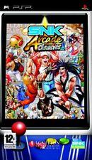 SNK Arcade Classics - Vol. 1 (ENG) (MI) PSP