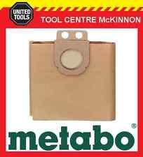 METABO 6.31757 32L PAPER DUST BAGS x5 – SUIT ASA1202 & ASA32L
